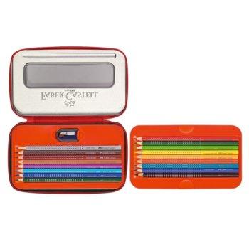 Цветен молив Faber-Castell Grip 16 цвята product