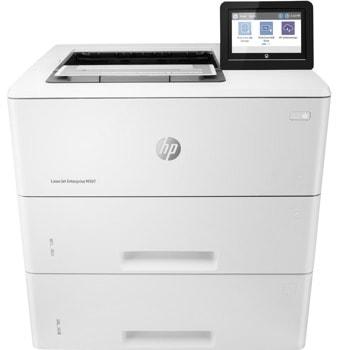 Лазерен принтер HP LaserJet Enterprise M507x, монохромен, 1200 x 1200 dpi, 43 стр/мин, Wi-Fi, LAN, USB, A4 image