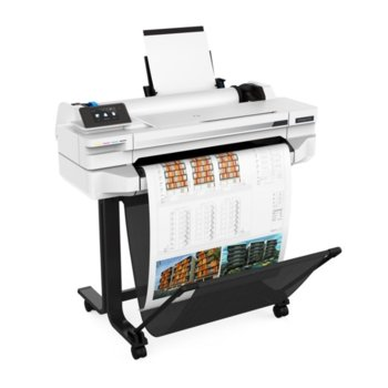 HP DesignJet T525 24-in 5ZY59A product
