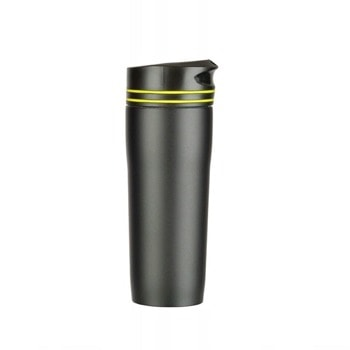 Термочаша Zilner ZL 4315, 380 ml, неръждаема стомана, двуслоен корпус, черна image
