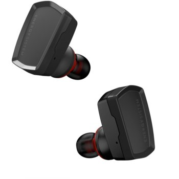 Слушалки ENERGY Earphones 6 TRUE WIRELESS, Bluetooth, универсални, черни image