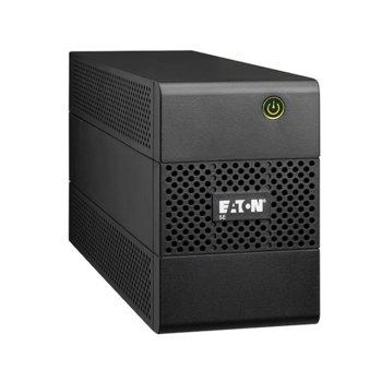 UPS Eaton 5E 650i в комплект с 1 година гаранция W1001, 650VA/360W, Line Interactive image