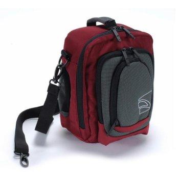 Чанта за фотоапарат Tucano BCARS-BX , червена image