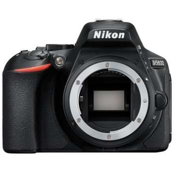 "Фотоапарат Nikon D5600 в комплект с обектив Nikon 18-140mm VR и Nikon DX Upgrade Kit, 24.2 Mpix, 3.2"" (8.13 cm) TFT сензорен дисплей, Wi-Fi/NFC, Bluetooth 4.1, SDXC слот, HDMI Type C, microUSB image"