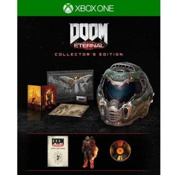 Doom Eternal - Collectors Edition Xbox One product
