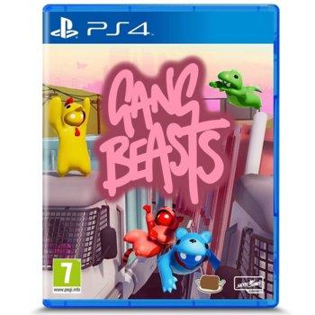 Игра за конзола Gang Beasts, за PS4 image