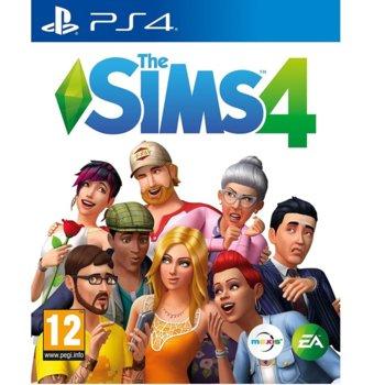 Игра за конзола The Sims 4, за PS4 image