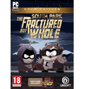 South Park: The Fractured but Whole Gold Edition product