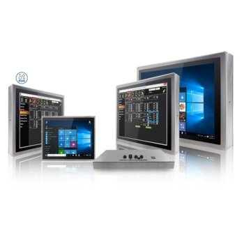 "Дисплей Winmate R15L100-SPC369, тън дисплей, 15"" (38.1 cm), XGA, VGA image"