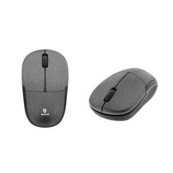 Мишка TnB Moove, оптична, безжична, Bluetooth, сива image