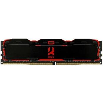 Памет 16GB DDR4, 3000MHz, Goodram IR-X3000D464L16/16G, 1.2 V image