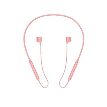 Каишка за слушалки Baseus AirPods Silicone Hanging Sleeve, за Apple AirPods 1/2, силикон, IPX4 защита, розова image