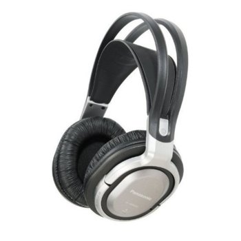 Cлушалки Panasonic RP-WF950E-S, безжични, 18 - 22000Hz, сребристи image