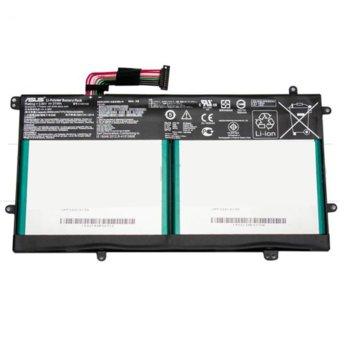 Батерия (оригинална) за лаптоп Asus, съвместима с C100PA-3J/C100PA_C-3J/Chromebook Flip C100PA/C100PA-DB01/C100PA-DB02/C100PA-DB01/C100PA-DB02/C100PA-DS03/C100PA-RBR, 3.8V, 8100mAh image