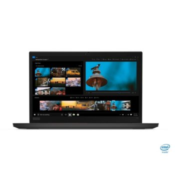 "Лаптоп Lenovo ThinkPad Edge E15 (20RD003LBM/3), четириядрен Comet Lake Intel Core i5-10210U 1.6/4.2 GHz, 15.6"" (39.62 cm) Full HD IPS Anti-Glare Display, (HDMI), 8GB DDR4, 1TB SSD, 1x USB 3.1 Type-C, Free DOS  image"