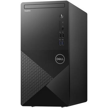 Настолен компютър Dell Vostro 3888 MT (N1000VD3888EMEA01_2105_UBU-14), осемядрен Comet Lake Intel Core i7-10700 2.9/4.8 GHz, 8GB DDR4, 1TB HDD, клавиатура и мишка, Ubuntu image