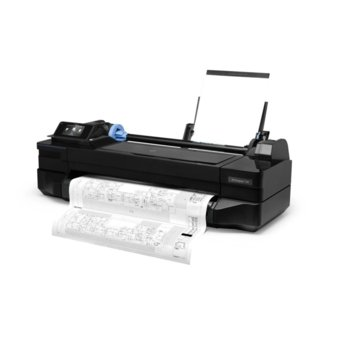 HP Designjet T120 24-in Printer CQ891C product