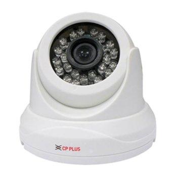 AHD камера CPPLUS CP-VC-D20L2, куполна камера, 2Mpix Full HD 1080p, 25 кад./сек., 3.6mm обектив, IR осветителност (до 20 метра), външна image