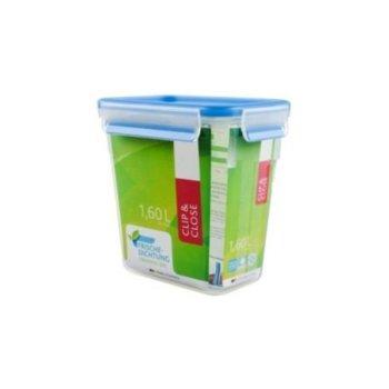 Кутия за съхранение Tefal Masterseal Glass Food Conservation, 1.6L, с капак, пластмаса image