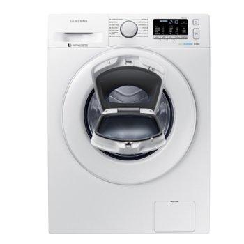 Перална машина Samsung WW70K5210WW/LE, клас A+++, 7кг. капацитет, 1200 об./мин, LED дисплей, бяла  image