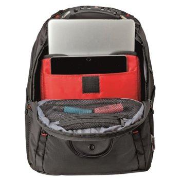 """0f1d02a60f6 Раница за лаптоп Wenger IBEX Slimline, до 16""""(40.64cm), черна"""