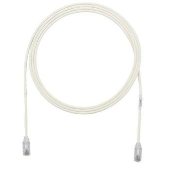 Пач кабел Panduit, UTP, Cat.6, 1m, сив image