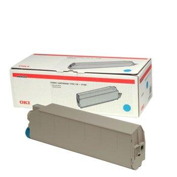 КАСЕТА ЗА OKI C 9300/9500 - Cyan - P№ 41963607 product