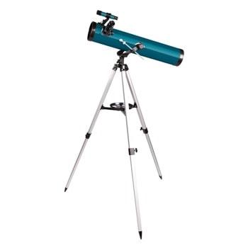 Телескоп Levenhuk LabZZ TK76, рефлекторен, 152x оптично увеличение, 76 mm диаметър на лещата, 700 mm фокусно разстояние image