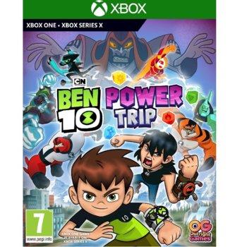 Игра за конзола Ben 10: Power Trip!, за Xbox One image