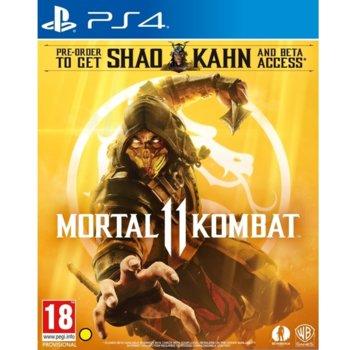 Игра за конзола Mortal Kombat 11, за PS4 image