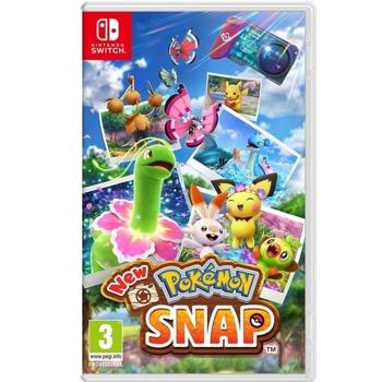 New Pokemon Snap Nintendo Switch product