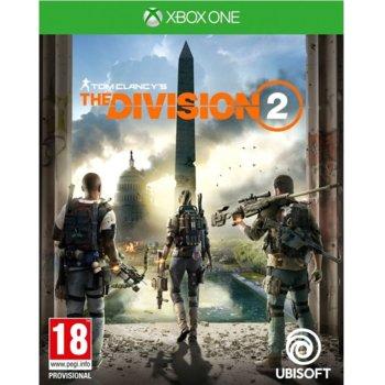 Игра за конзола Tom Clancy's The Division 2, за Xbox One image