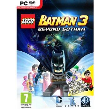 LEGO Batman 3: Beyond Gotham - TOY EDITION  product