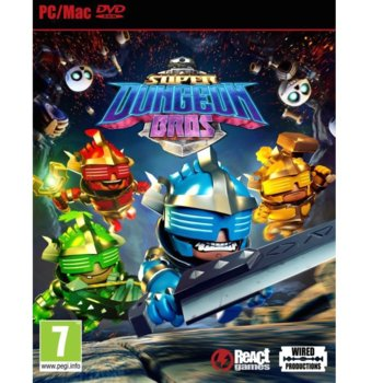 Super Dungeon Bros. product