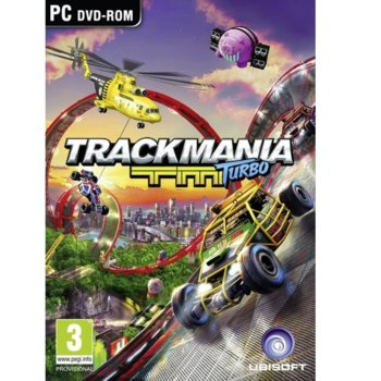 Игра TrackMania Turbo, за PC image