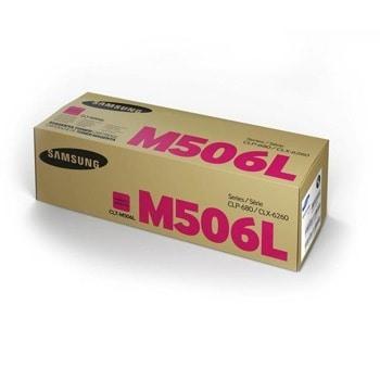Касета за Samsung CLT-M506L - SU305A - Magenta - заб.: 3500 брой копия image