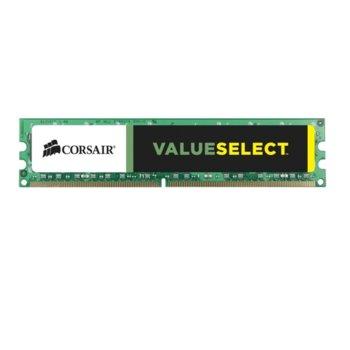 Памет 8GB DDR3 1600MHz Corsair CMV8GX3M1A1600C11, 1.5V image