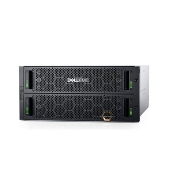 "Мрежови диск (NAS) DellEMC PowerVault ME4024, 2x1.2TB SAS (10k rpm), 24 x 2.5"" drive bays, 580W PSU image"