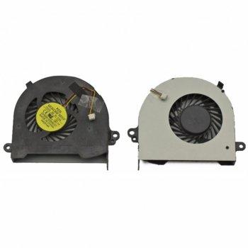 Вентилатор за Toshiba Sattelite L70-A, L70D-A, L75D-A, L75-A, C70-A, C75-A, C75D-A, L75DT-A, 3pin, 5V - 0.5A  image