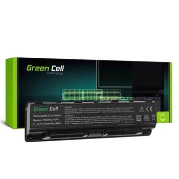 Батерия (заместител) за лаптоп Toshiba, съвместима с модели PA5023/PA5024 Satellite C850/C855/C870/L850/L855, 6-cell, 10.8V, 4400 mAh image