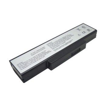 Батерия (заместител) за ASUS K72, съвместима с N71/N73/X72,6 cell, 11.1V, 5200mAh  image