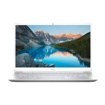 "Лаптоп Dell Inspiron 5490 (5397184312766)(сребрист), четириядрен Comet Lake Intel Core i7-10510U 1.8/4.9 GHz, 14.0"" (35.56 cm) Full HD Anti-Glare Display & GeForce MX230 2GB, (HDMI), 8GB DDR4, 512GB SSD, 1x USB 3.1 Type C, Linux image"