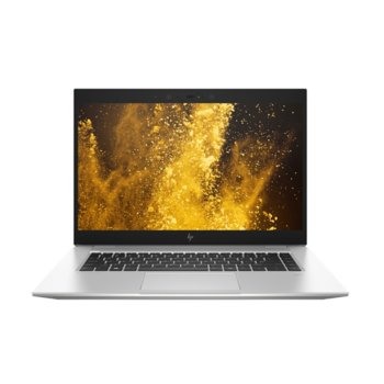 "Лаптоп HP EliteBook 1050 (3ZH22EA)(сребрист), шестядрен Coffee Lake Intel Core i7-8750H 2.2/4.1 GHz, 15.6"" (39.62 cm) Full HD Anti-Glare Display & GF GTX 1050 4GB, (HDMI), 16GB DDR4, 512GB SSD, 2x USB 3.1, Windows 10 Pro, 2.06kg  image"