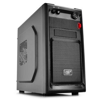 "Настолен компютър PC ""Small Office 2"", двуядрен Coffee Lake Intel Pentium Gold G5400 3.7 GHz, 8GB DDR4, 1TB HDD 7200 rpm & 240GB SSD, USB 3.1, Free DOS image"