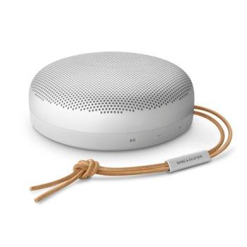 Тонколона Bang & Olufsen Beosound A1 2nd Gen, 2.0, 60W (2x 30W), Bluetooth 5.1, сива, до 18 часа време за работа, IP67 защита, вграден микрофон image