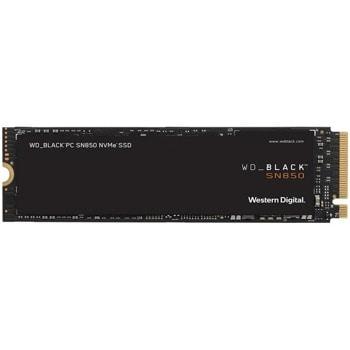 Памет SSD 2TB, Western Digital Black SN850 (WDS200T1X0E-00AFY0) Without Heatsink, NVMe, M.2 (2280), скорост на четене 7000 MB/s, скорост на запис 4100 MB/s image