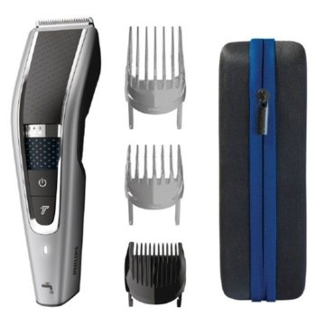 Машинка за подстригване Philips HC5650/15, използване с кабел и без кабел image