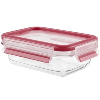 Кутия за съхранение Tefal Masterseal Glass Food Conservation, 0.5L, с капак, стъкло image