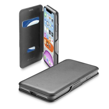 Cellular Line Book Clutch за iPhone 11 Черен product