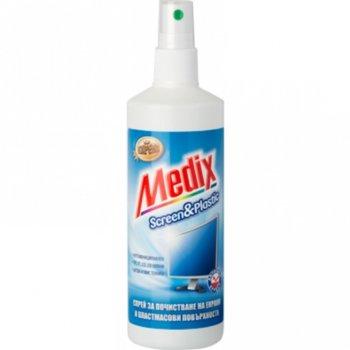 Спрей за екрани и техника Medix 200мл product